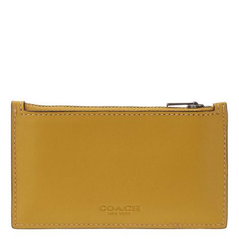 Zip Card Case, ${color}