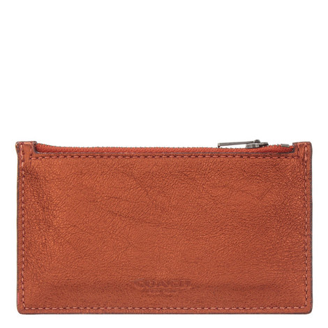Zip Card Case , ${color}