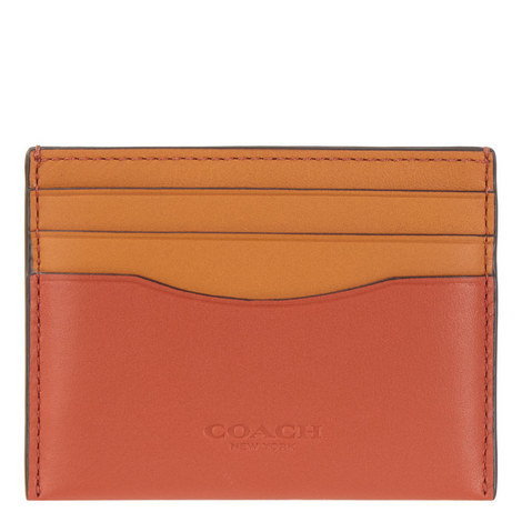 Colour-Block Card Case , ${color}