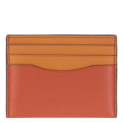 Colour-Block Card Case, ${color}