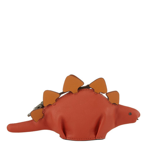 Dinosaur Leather Coin Case, ${color}