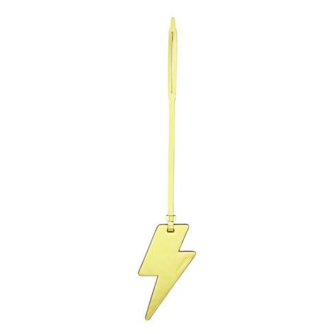 Lightning Bolt Bag Charm, ${color}