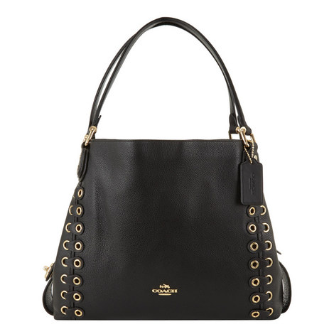 Edie 31 Link Shoulder Bag, ${color}