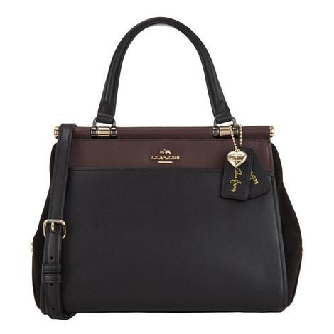 Selena Grace Drifter Satchel Bag, ${color}
