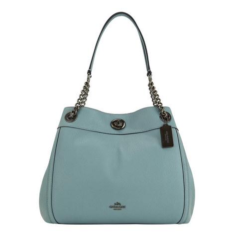 Turnlock Edie Shoulder Bag, ${color}