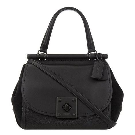 Drifter Top Handle Satchel, ${color}