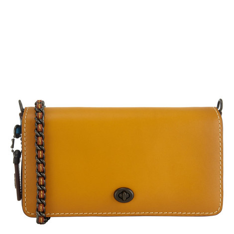 Dinky Leather Crossbody Bag, ${color}