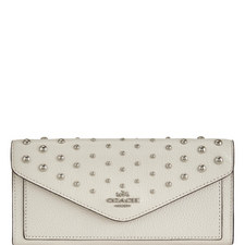 Envelope Rivet Wallet