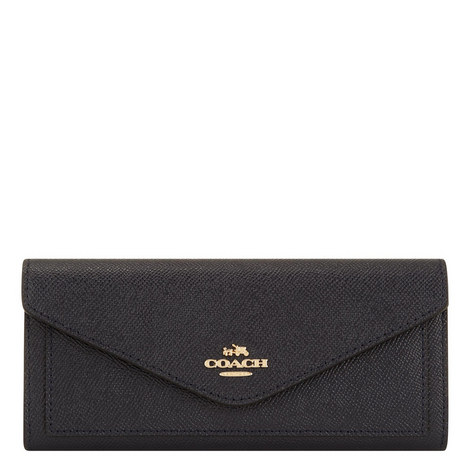 Leather Envelope Wallet, ${color}