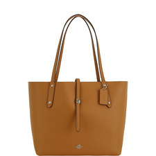 Market Pebbled Leather Tote