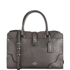 Mercer 30 Leather Satchel Medium