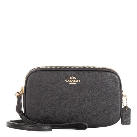 Crossbody Clutch Bag, ${color}