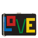 Andy Rainbow Box Clutch, ${color}