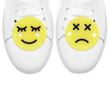 Smiley Emoji Trainer Patches