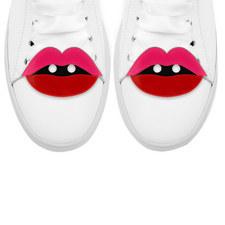 Lips Emoji Trainer Patches
