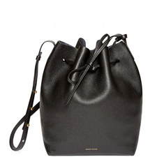 Tumble Bucket Bag with Pouch