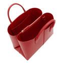 Folded Ballerina Bag Mini, ${color}