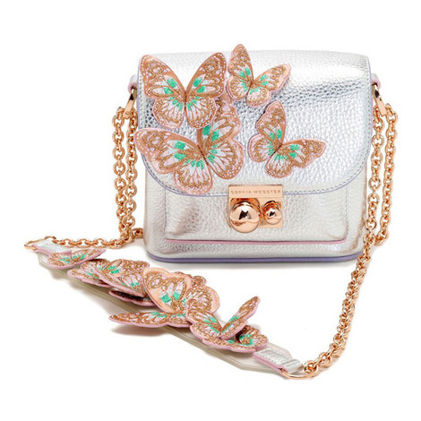 Claudie Butterfly Crossbody Bag, ${color}