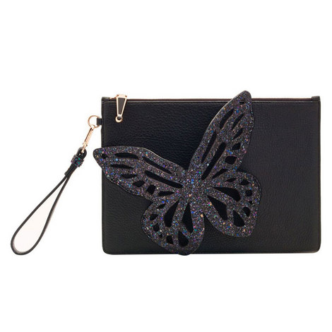 Flossy Butterfly Pochette, ${color}