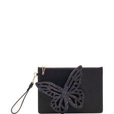 Flossy Butterfly Pochette