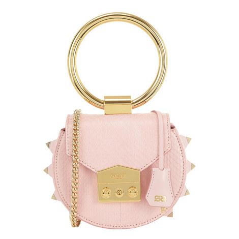 Jie Handle Shoulder Bag, ${color}