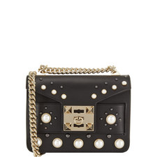 Mila Pearl Detail Bag