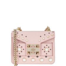Mila Pearl Detail Bag