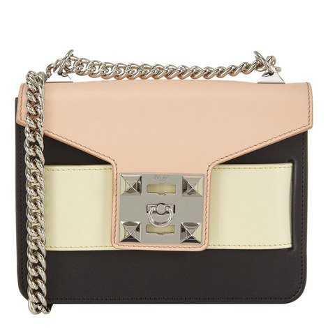 Mila Colour-Block Bag, ${color}
