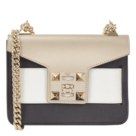 Mila Colour-Block Bag, ${color}