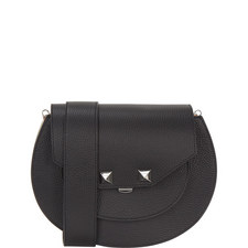 Soffy Crossbody Saddle Bag