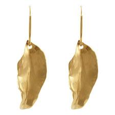 Bay Leaf Earrings