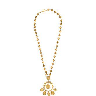 Charm Drop Necklace