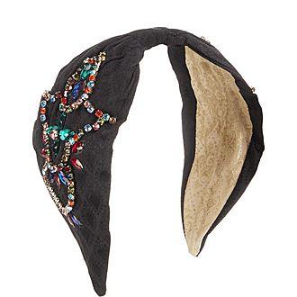 Multi Crystal Headband