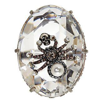 Spider Droplet Ring