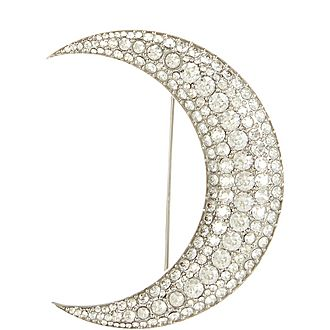 Crescent Pin