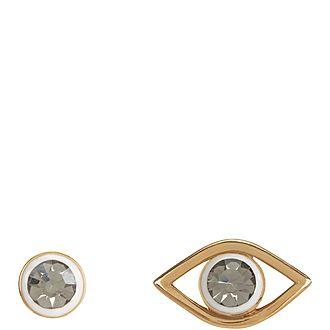 Lucky Eye Stud Earrings