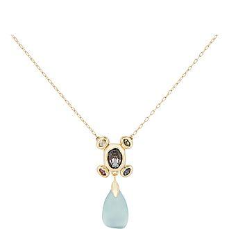 Byzantine Cluster Pendant Necklace