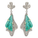 Roxbury Dangling Post Earrings, ${color}