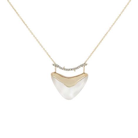 Crystal Bar Shield Pendant, ${color}