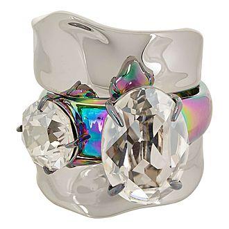 Crystal Ring Stack