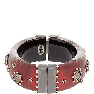 Georgian Hinge Bracelet