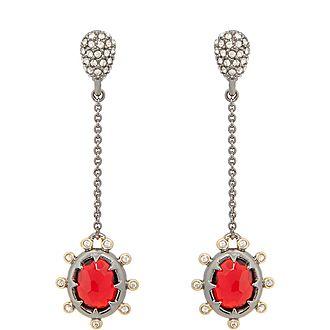 Georgian Stone Earrings