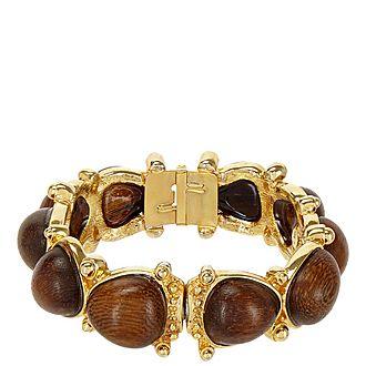 Stone Clasp Bracelet