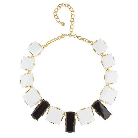 Rectangle Necklace, ${color}