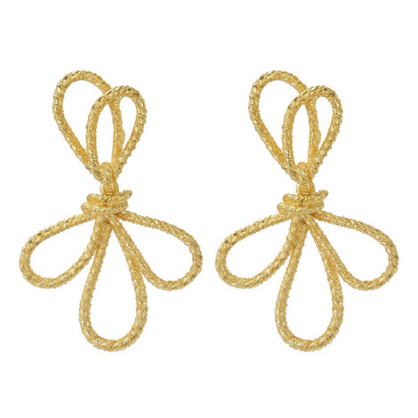 Bow Earrings, ${color}