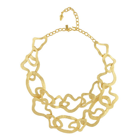 Interlocking Necklace , ${color}