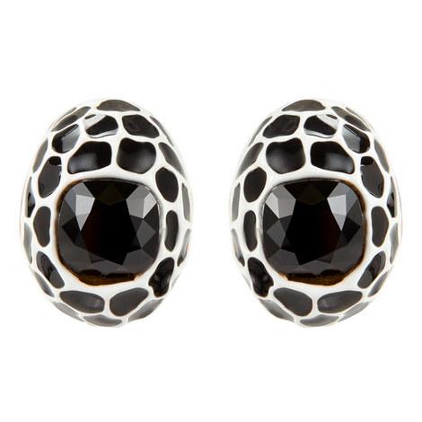 Safari Print Earrings, ${color}