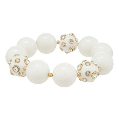 Crystal Bead Bracelet, ${color}