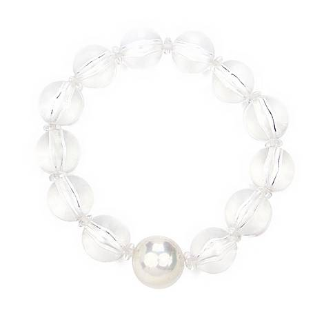 Clear Bracelet Small, ${color}