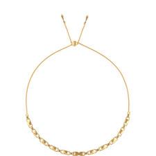 Mercer Link Slider Necklace